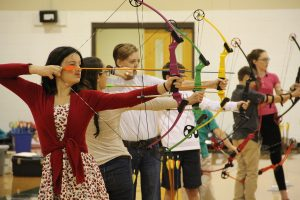 Archery at The Lexington School