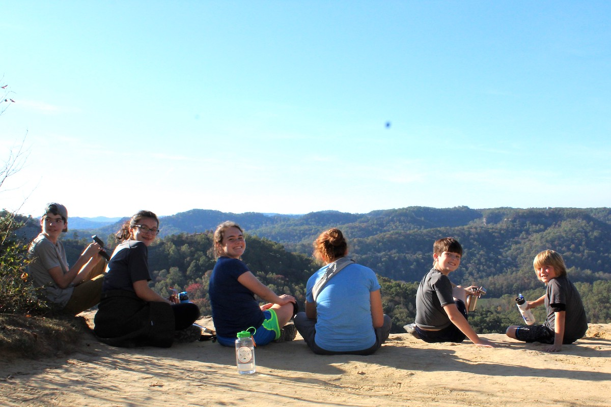 The Element of Surprise: Outdoor Adventure Club