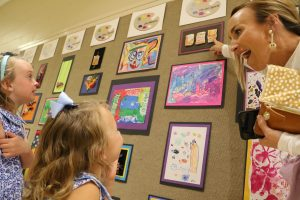 Preschool Art Show Celebrates Creativity at The Lexington School