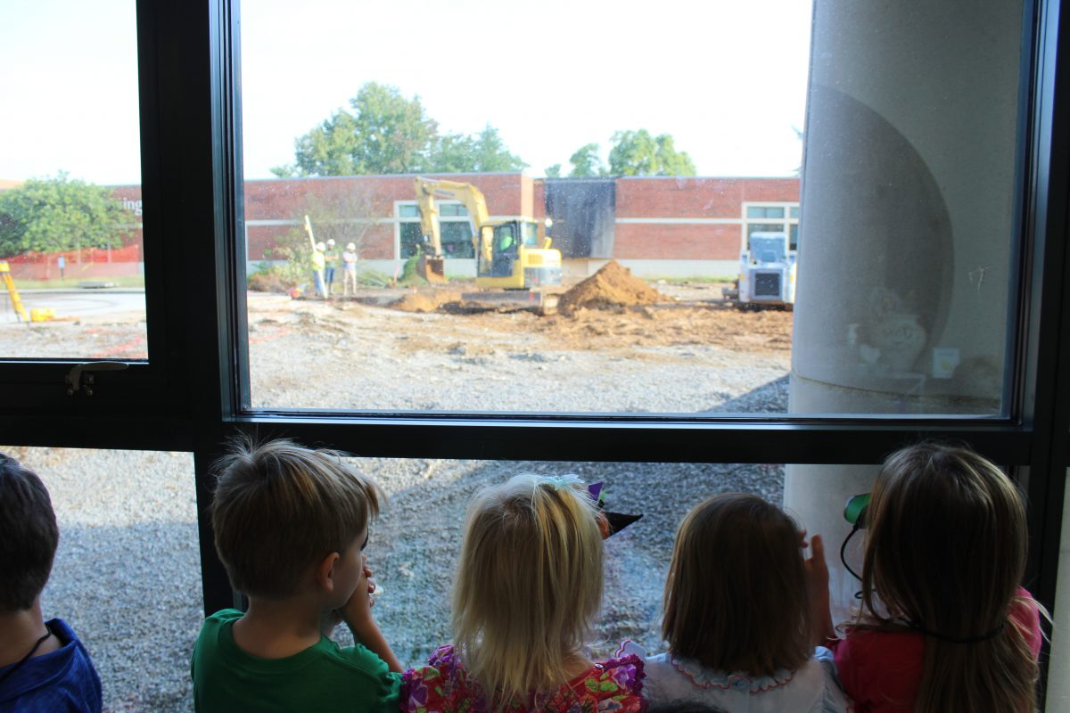 Prekindergarten Construction Projects Build curiosity and life skills at The Lexington School.