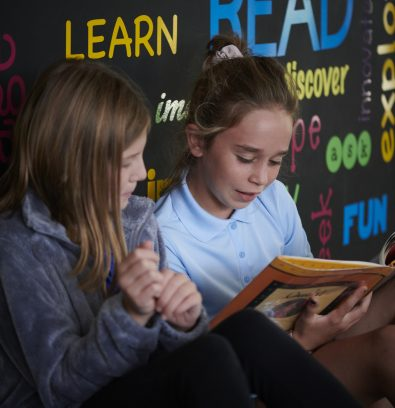 All in ONE Lexington School Library