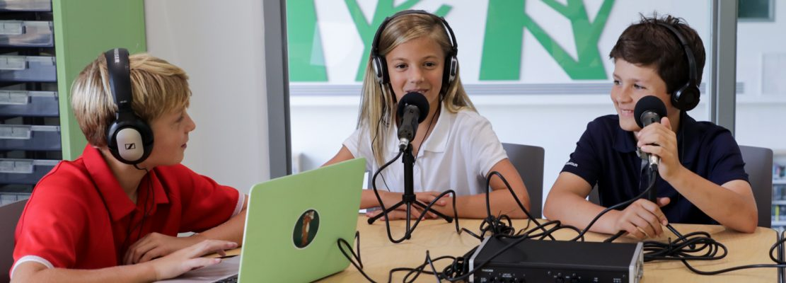 The Power of Moments Podcast by The Lexington School and Una MacCarthy
