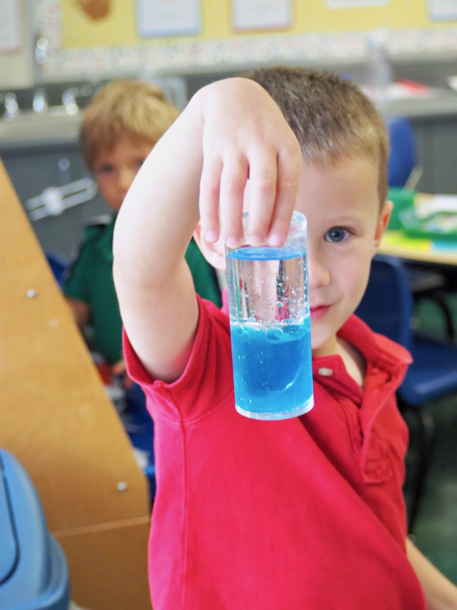 Watershed Moments Lead to Curiosity at The Lexington School
