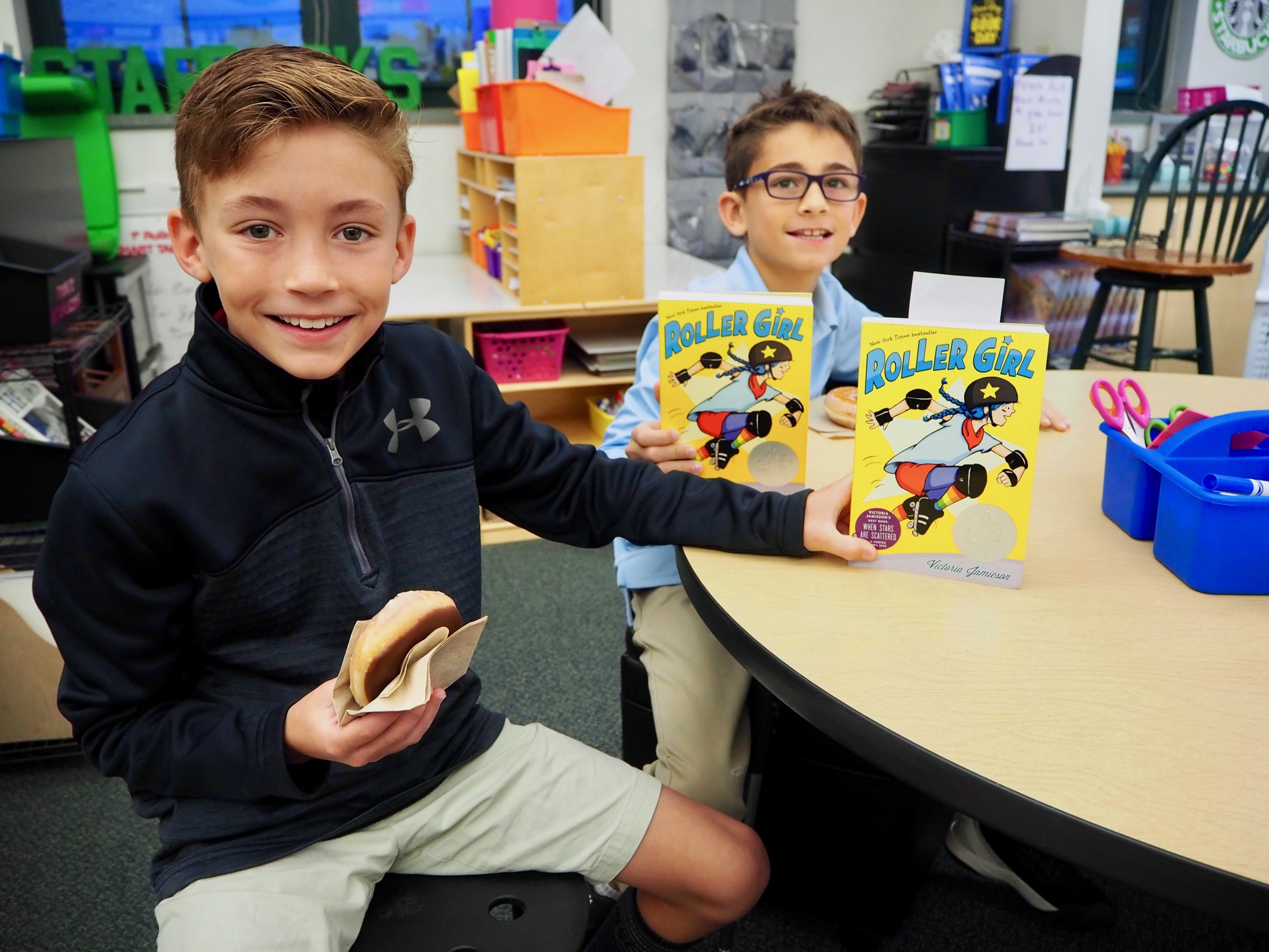 Learn to read and read to learn at The Lexington School
