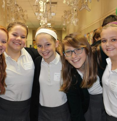 Lasting First Impression: Student Tour Guides Tell the Story.