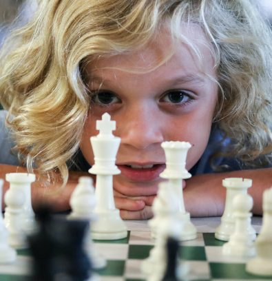 Life is a Kind of Chess. That's Why We Teach It.